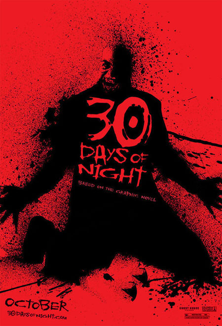 Tres nuevos carteles de '30 días de noche'