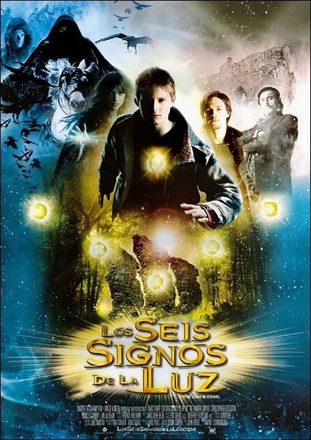 Póster español de 'Los seis signos de la luz'