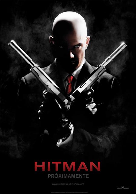 Primer tráiler de 'Hitman' en castellano