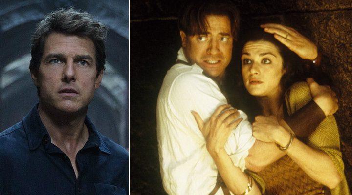 'La Momia' de Tom Cruise vs la de Brendan Fraser