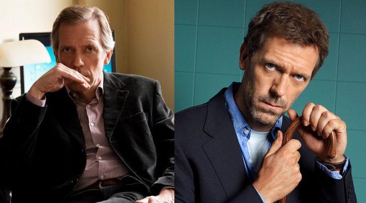Hugh Laurie como Eldon Chance y Gregory House