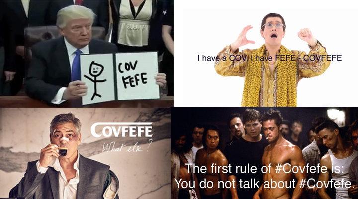 Memes Covfefe