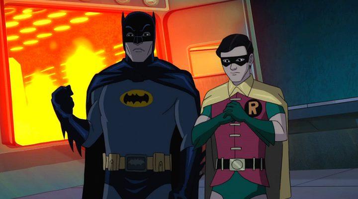 Imagen de la película de animación 'Batman: Return of the Caped Crusaders'