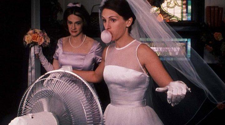 fotograma de novia a la fuga