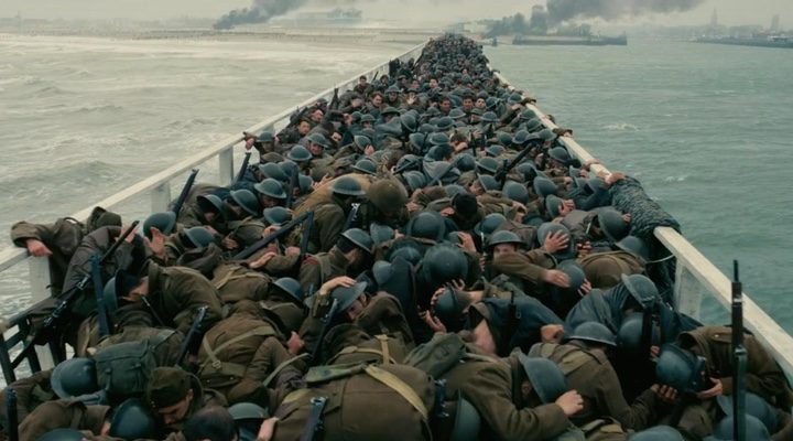 Imagen de la película 'Dunkerque'
