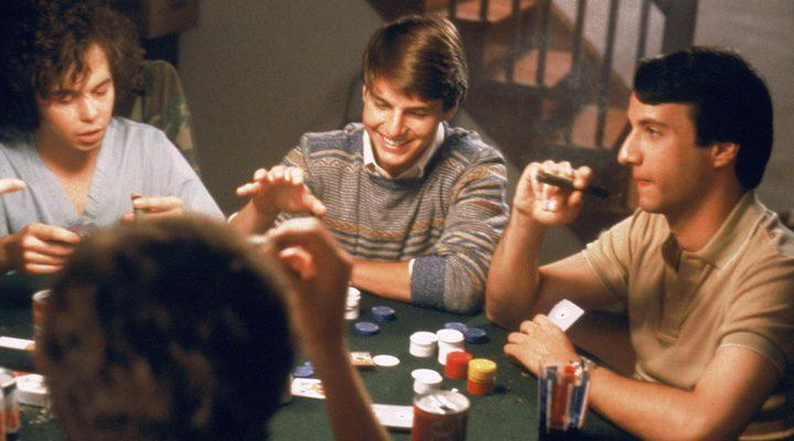 Tom Cruise en 'Risky Business'