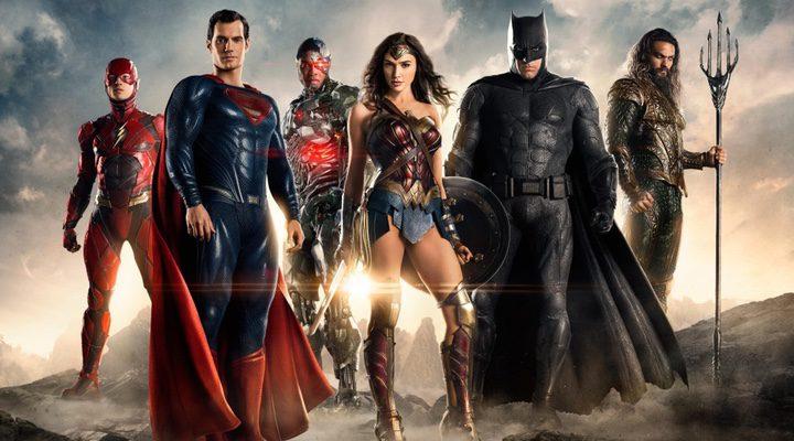 Personajes de 'La Liga de la Justicia
