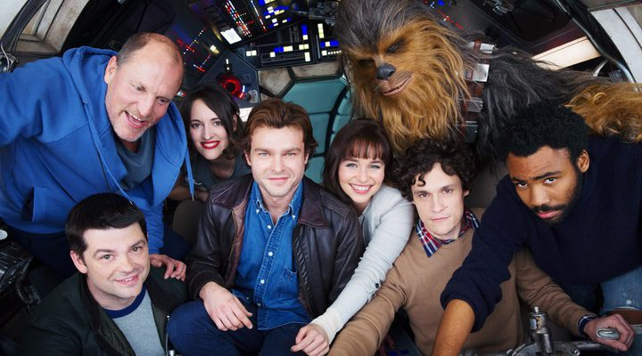 Han Solo spin off Star Wars