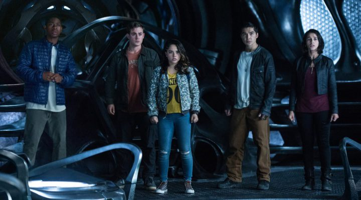 Elenco principal de 'Power Rangers'