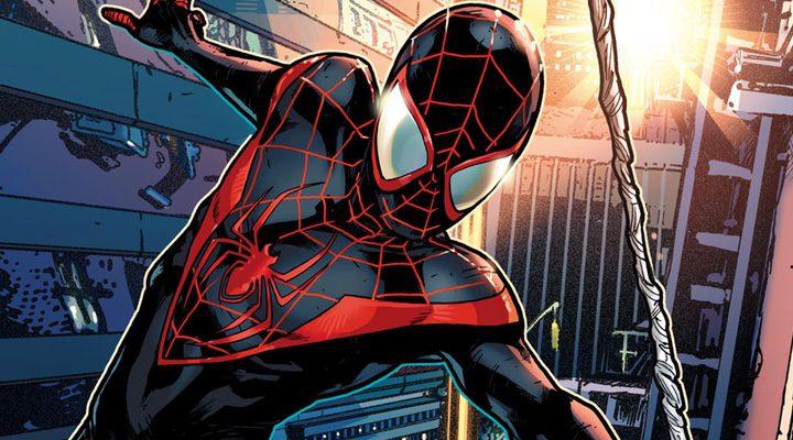 Miles Morales, el Spider-Man hispano.