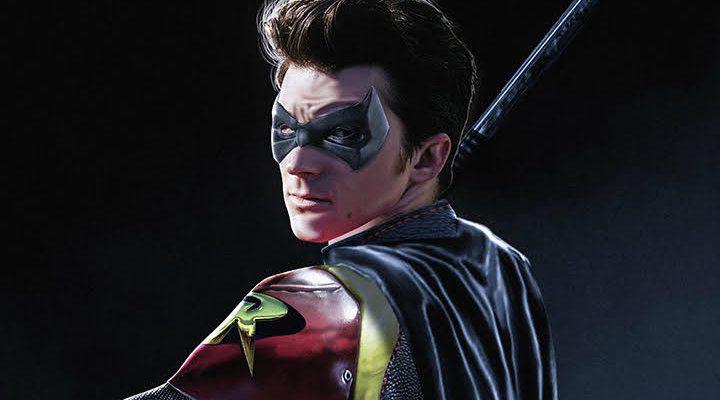Drake Bell como Robin