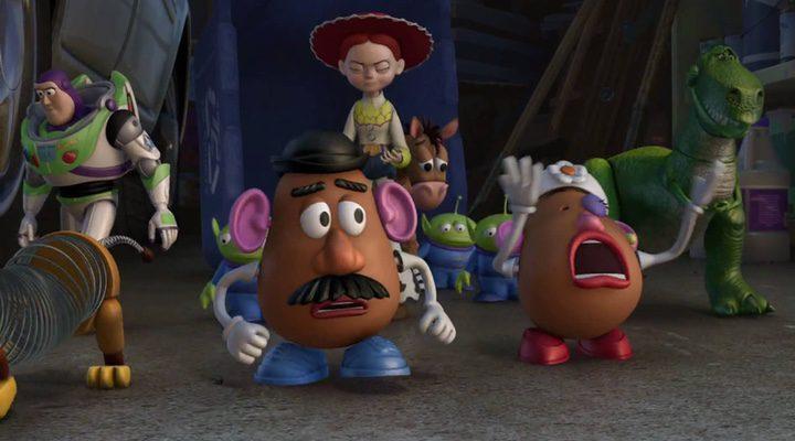 'Toy Story 3' llorando