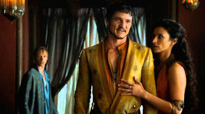 Oberyn Martell y Ellaria Arena viven abiertamente su bisexualidad en 'Juego de Tronos'
