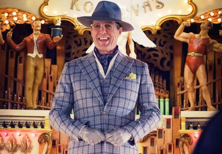 Hugh Grant en 'Paddington 2'