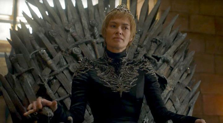 Cercei en la temporada 7 de 'Juego de tronos'