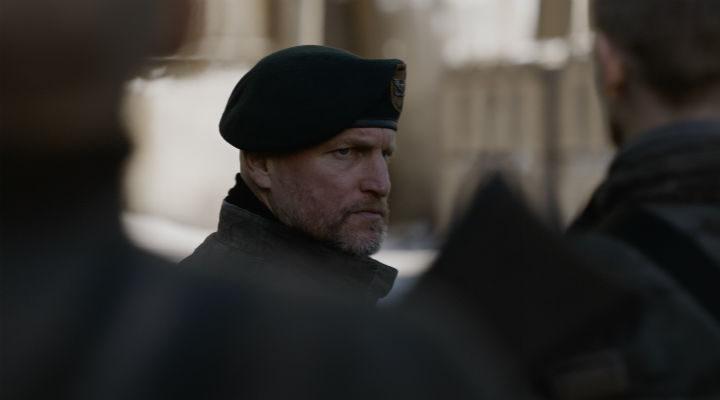 Woody Harrelson como el coronel