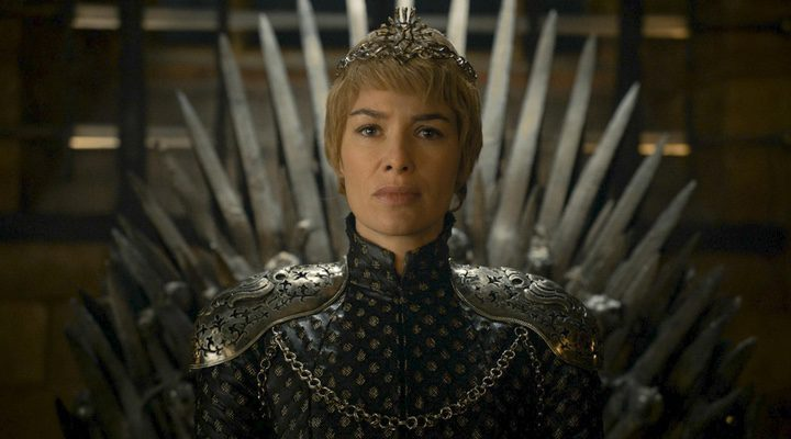 Lena Headey como Cersei Lannister en 'Juego de Tronos'