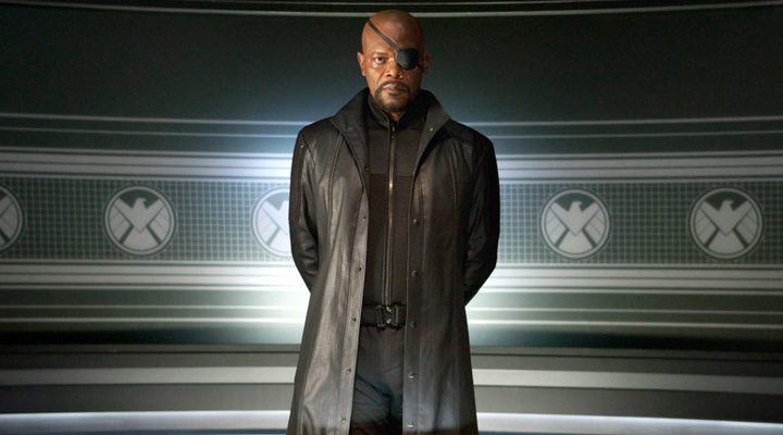 Samuel L. Jackson como Nick Furia