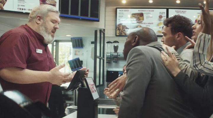 Hodor en KFC