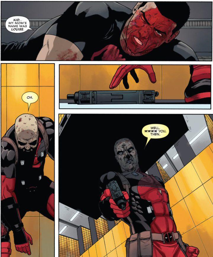 Deadpool en cómic