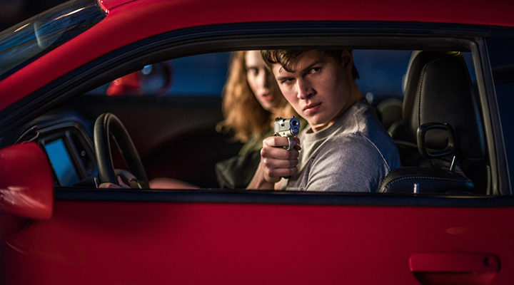 Fotograma de 'Baby Driver'