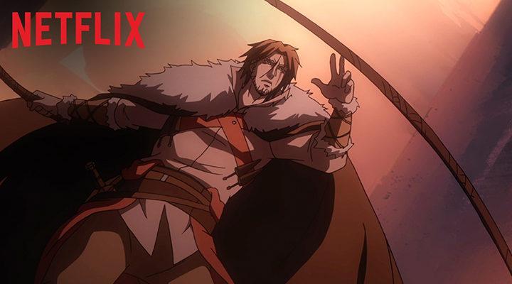 Castlevania nueva serie de Netflix