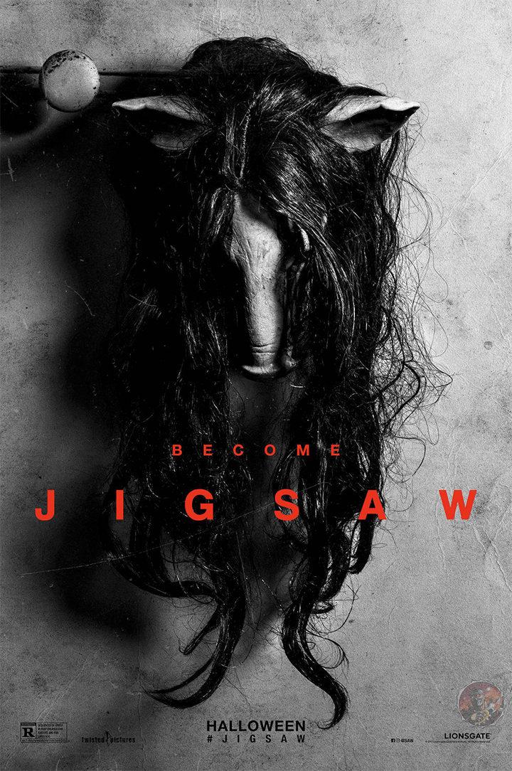 póster Jigsaw