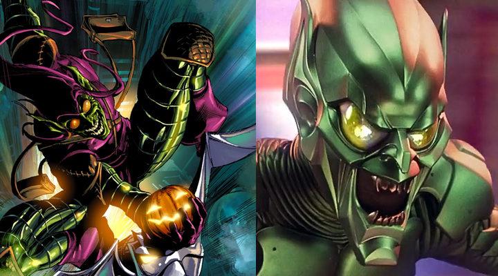 Spider Man Así De Terrorífica Era La Máscara Original Del Duende