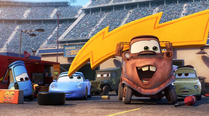 Fotograma 'Cars 3'