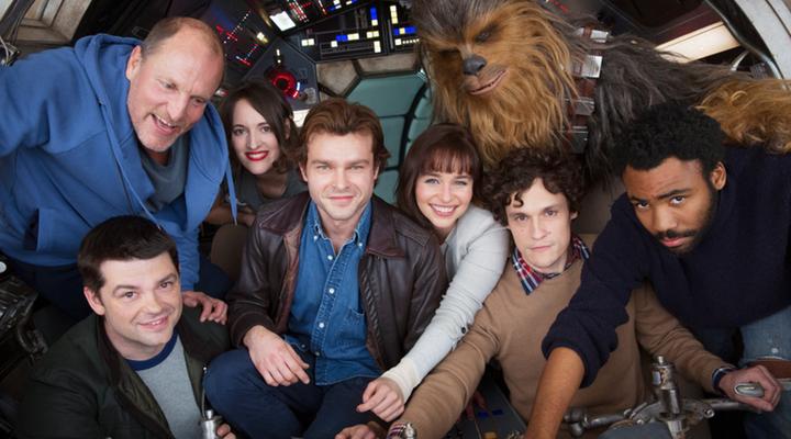 Primera imagen del spin-off de Han Solo