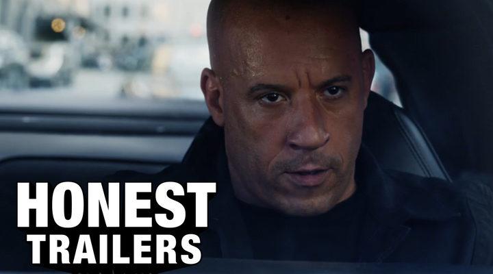 Tráiler honesto 'Fast & Furious 8'