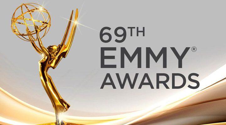 Cartel oficial gala 69 Emmy Awards
