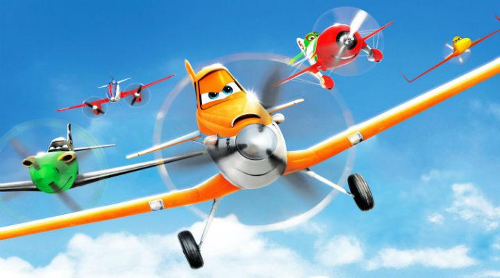Dusty, el protagonista de 'Aviones'