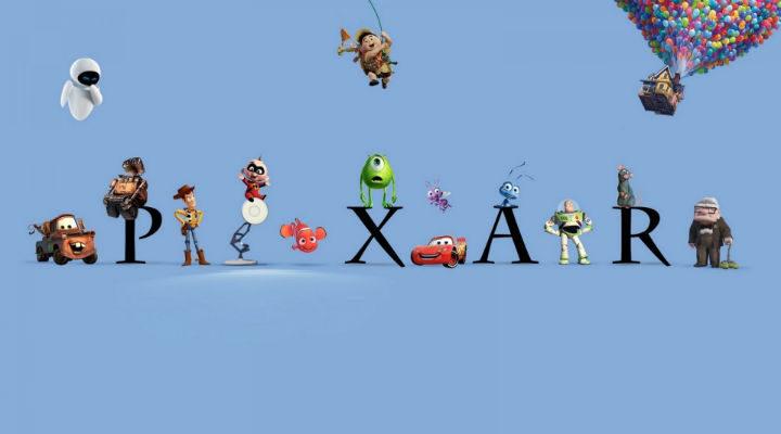 La gran familia Pixar