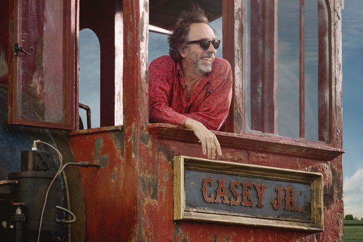 Tim Burton dirige 'Dumbo'