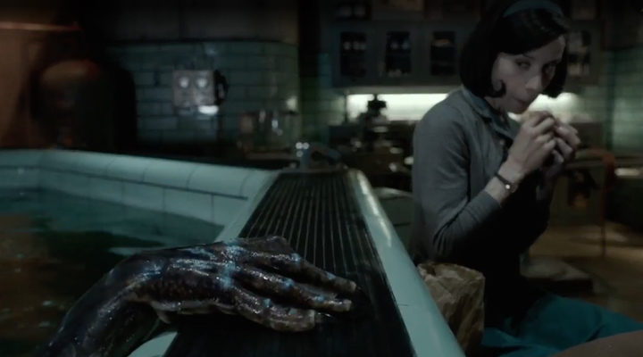 Fotograma 'The shape of water'