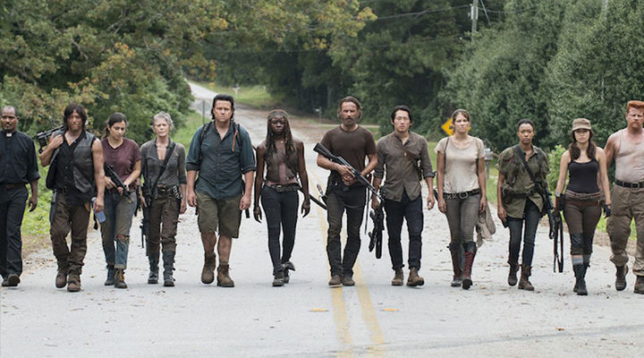 reparto The Walking Dead