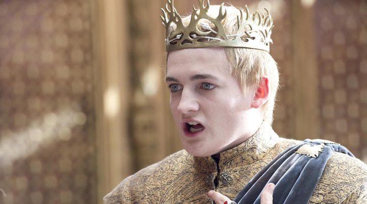 Jack Gleeson como Joffrey Baratheon en 'Juego de Tronos'