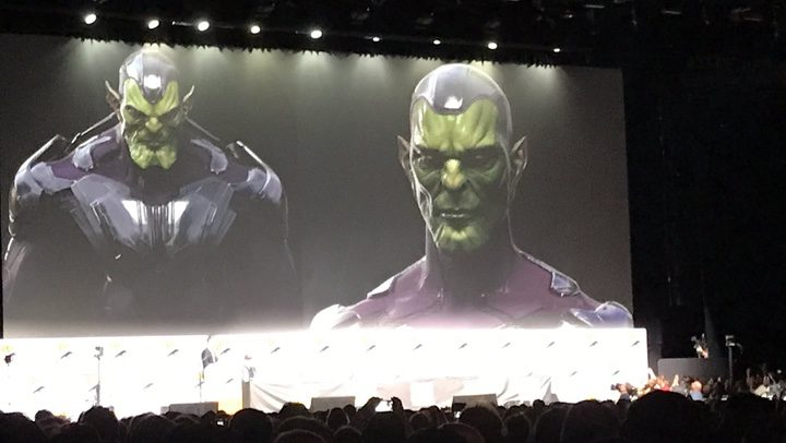= Concept Art 'Captain Marvel' 2