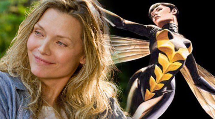 Michelle Pfeiffer ficha por la secuela de 'Ant-Man'
