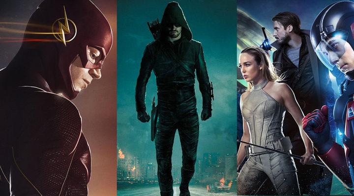 The Flash, Arrow y Legends of Tomorrow