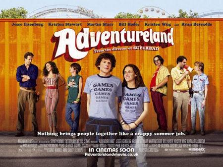 Nuevo póster de 'Adventureland'
