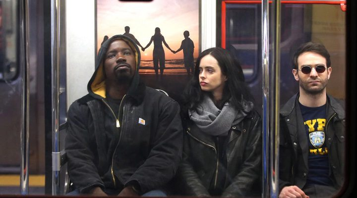 The Defenders sin Ironfist