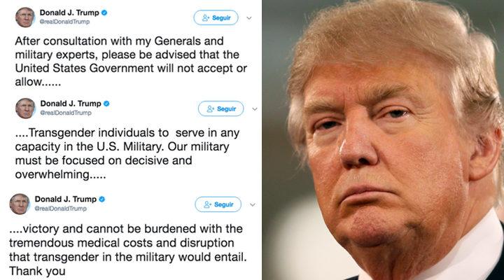 Tweets de Donald Trump