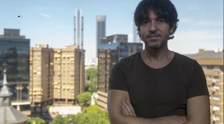 Miguel Ángel Vivas fotografiado por Nacho López/ eOne Films Spain