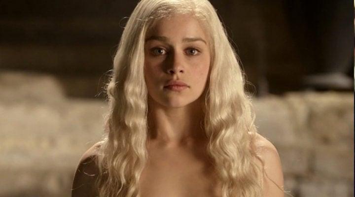 Juego De Tronos La Escena De Desnudo Favorita De Emilia Clarke