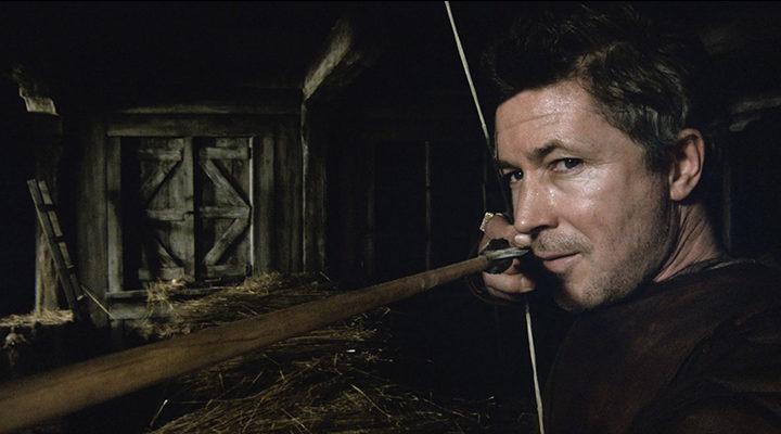 Aidan Gillen en 'Rey Arturo: La Leyenda de Excálibur'