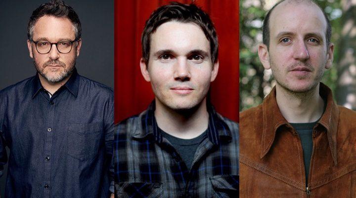 Colin Trevorrow, Derek Connolly y Jack Thorne
