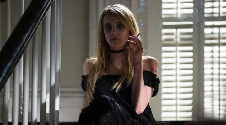 Emma Roberts 'Coven'