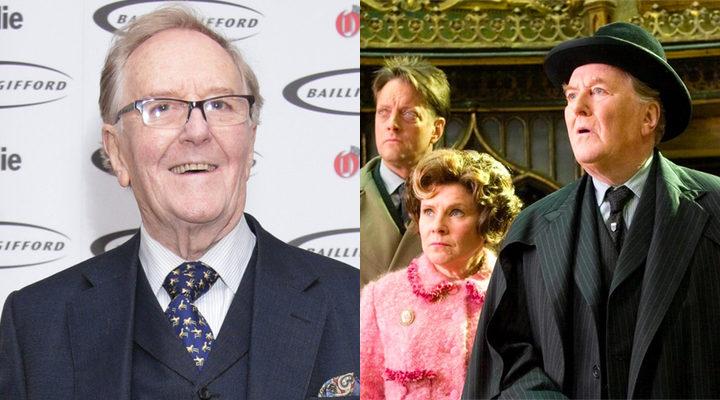 Robert Hardy como Cornelius Fudge